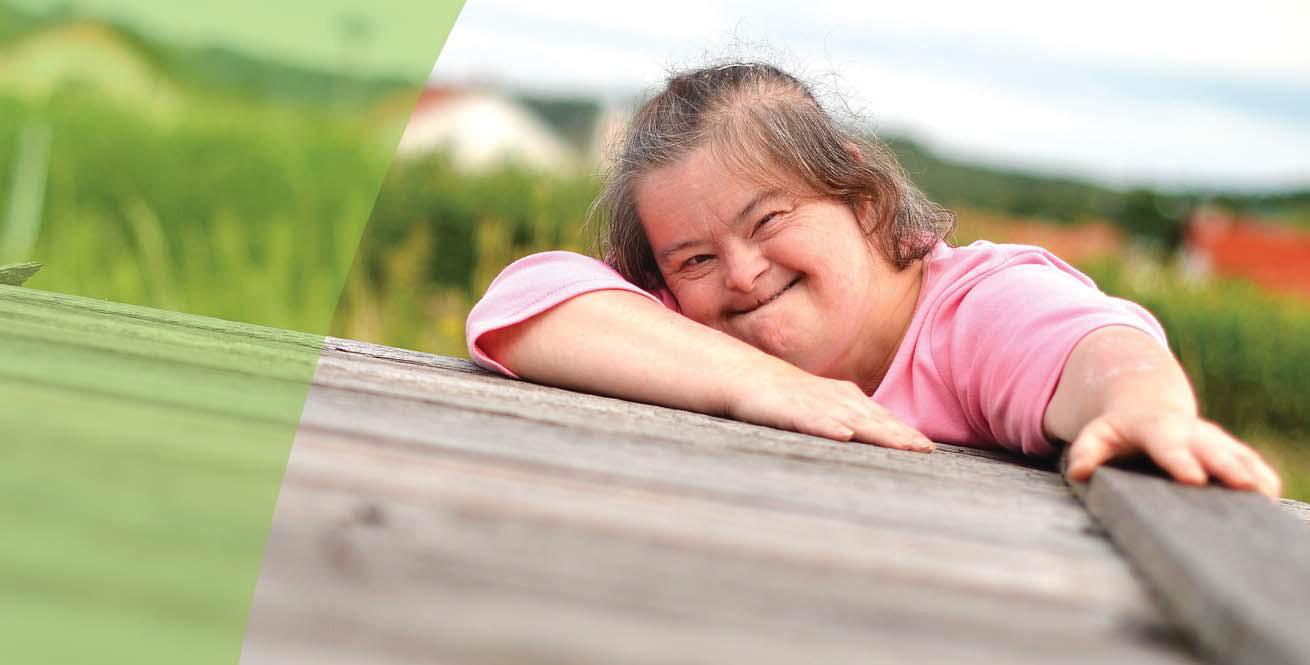 Adult Women with development disabilities
